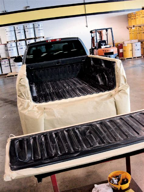 linex bed liner line x spray on bedliner product review lowrider magazine
