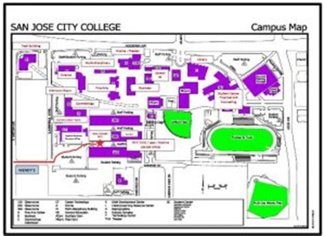 san jose city college map of cus ironworkers local union 377 ironworkers local union 377