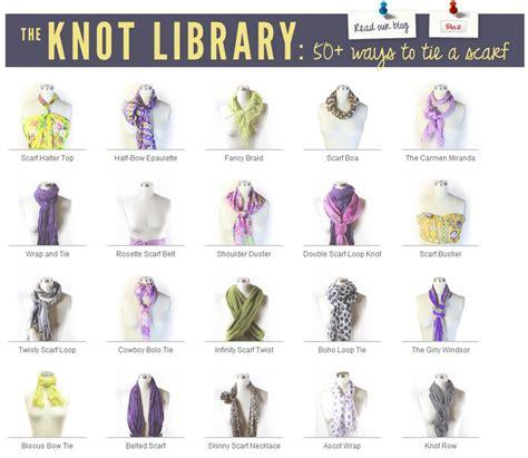 different ways to wear a scarf trusper
