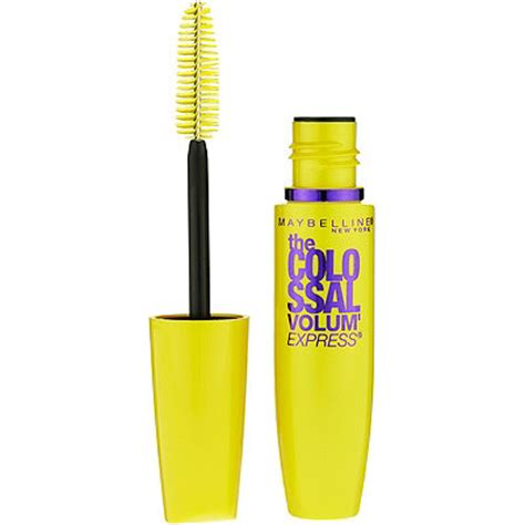 Mascara Volume Express volum express the colossal mascara ulta