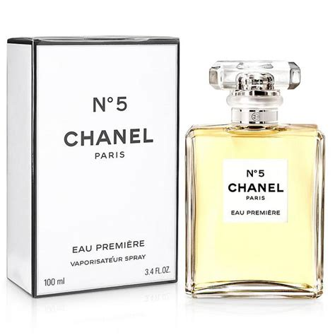 Parfum Chanel No 5 For Edp 100ml Original Reject chanel no 5 eau premiere by chanel 100ml edp perfume nz