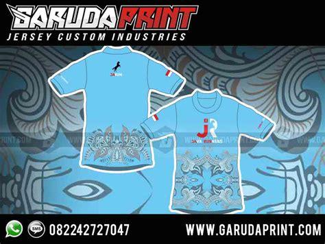 desain baju lari melayani pemesanan jersey full printing di indramayu dan