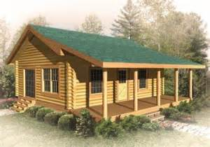 2 Bedroom Log Cabin Plans by Gray Drake Plan A Log Cabin Plan