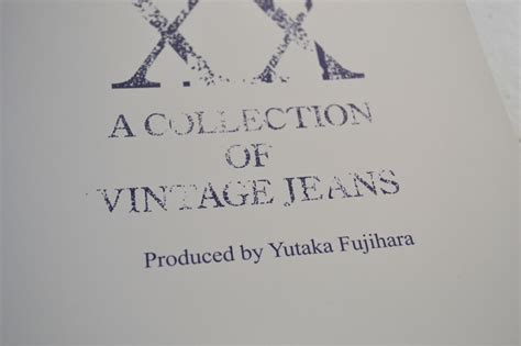 true fit a collected history of denim books book the 501xx a collection of vintage