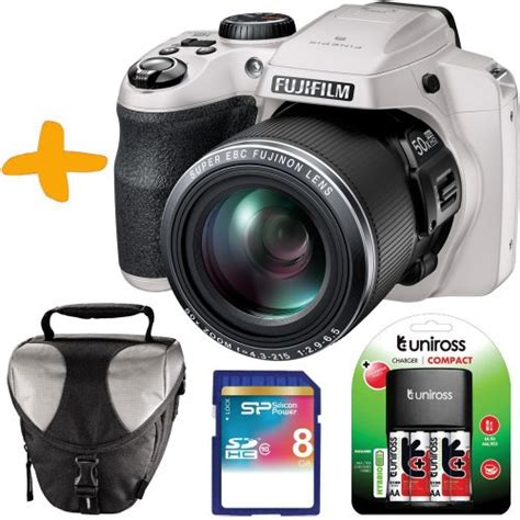 Kamera Fujifilm S9200 fuji s9200 wei 223 digital bridgekamera test