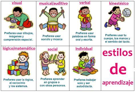 imagenes educativas estilos de aprendizaje estilos de aprendizaje