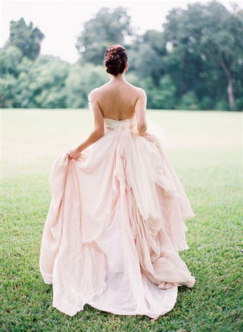 Vero Zippy Dress trends colored wedding dresses mayhar design