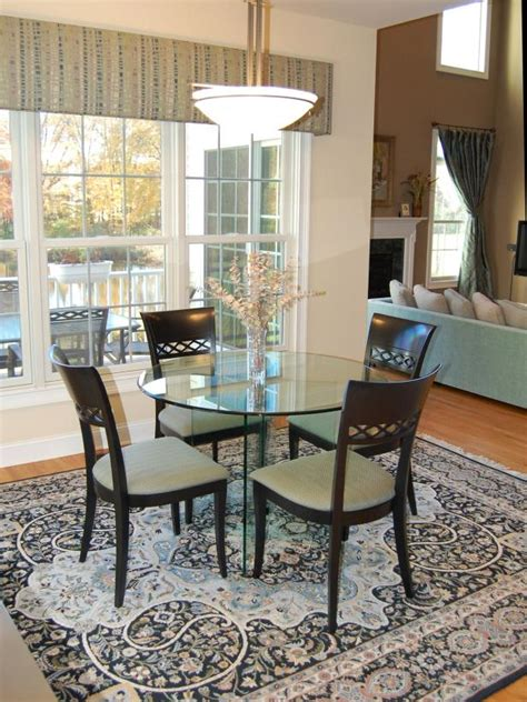 Contemporary Dining Room Area Rugs Photo Page Hgtv