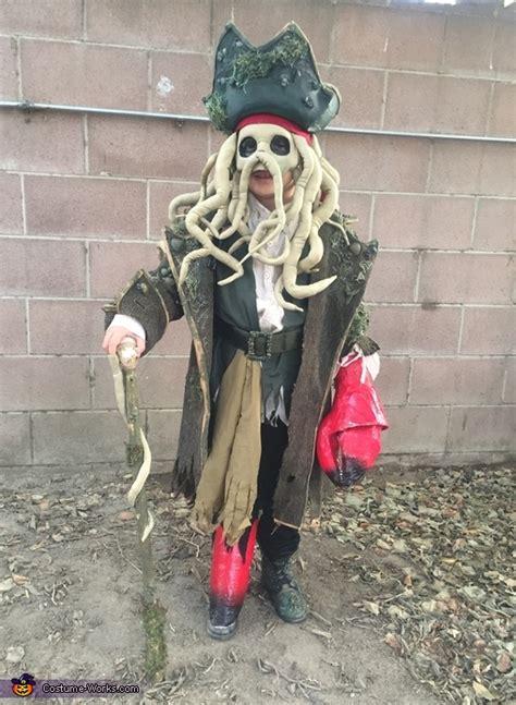 pirates   caribbean davy jones costume idea