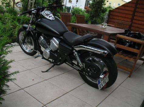 125er Motorrad Honda Shadow by Dragstyle Honda Shadow Vt 125 125er Forum De Motorrad
