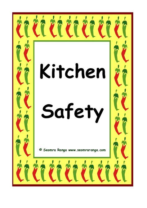 Kitchen Safety by Kitchen Safety