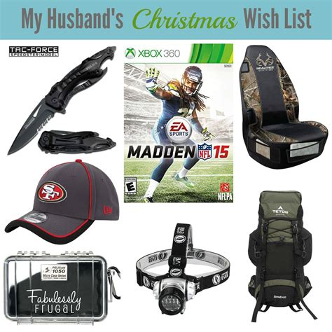 my husband s wish list celebrate