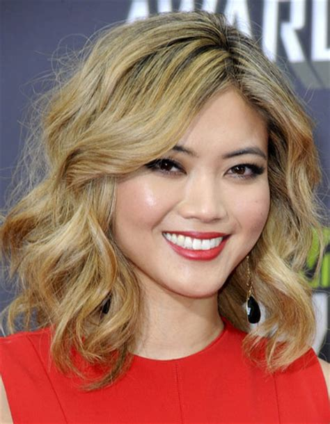 blonde asian bob lob on asian hair hairstylegalleries com