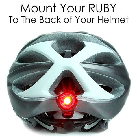 best rear bike light 1 best led bike light blitzu 174 ruby usb