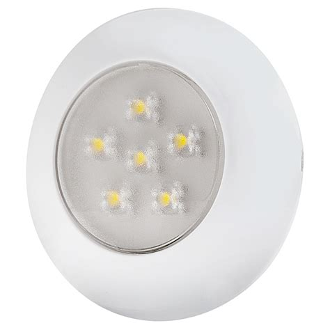Round Led Dome Light Fixture 3 Led Dome Light W 6 High Dome Light Fixture