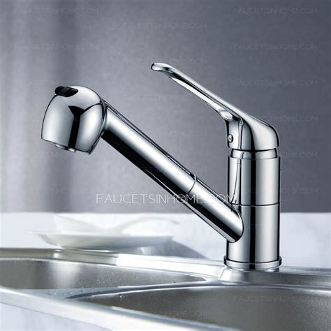 professional brass lengthen single handle kitchen faucets
