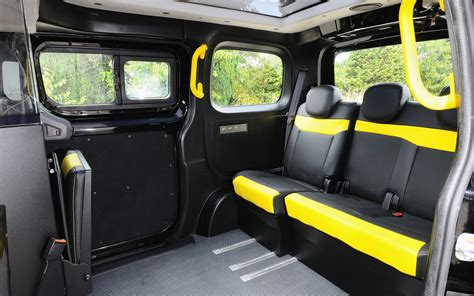 Taxi Interior by Nissan Nv200 Taxi Interior 188272 Photo 5