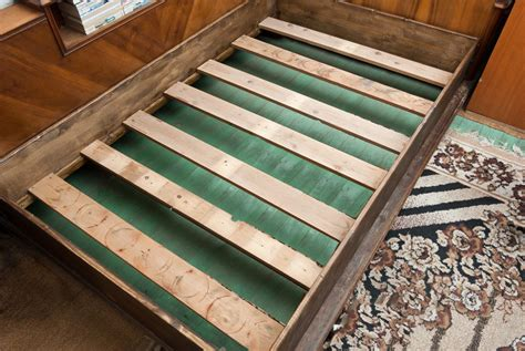 How To Make A Simple Bed Frame How To Build A Wooden Bed Frame 22 Interesting Ways Guide Patterns
