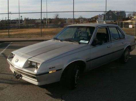 old car manuals online 1986 buick skyhawk lane departure warning 1986 buick skyhawk custom 4cyl lik chevy cavalier z24 skylark sunbird no reserve for sale
