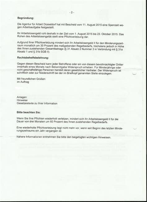 wann habe ich anspruch auf arbeitslosengeld sanktion nach aufhebungsvertrag erwerbslosen forum
