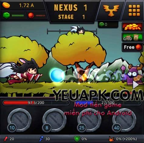 game rpg mod cho android ahri rpg mod tiền game rpg c 243 nhiều skill đẹp cho android