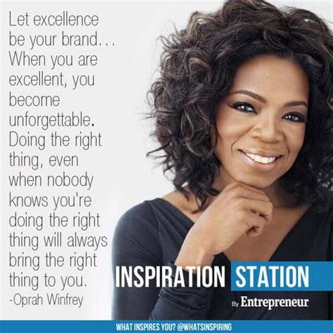 The Thing About Company by Oprah Graduation Quotes Quotesgram