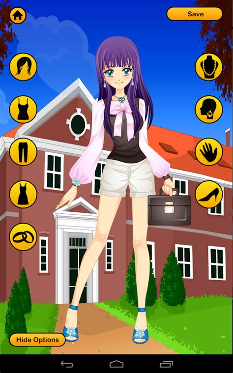 home design dress up games anime dress up games for girls android apps on google play