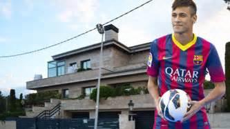 neymar haus home turf properties of the internationals