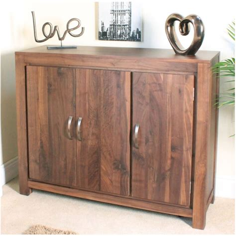 Large Shoe Storage Cabinet Mayan Shoe Cupboard Cabinet Large Hallway Storage Unit Solid Walnut Furniture Ebay