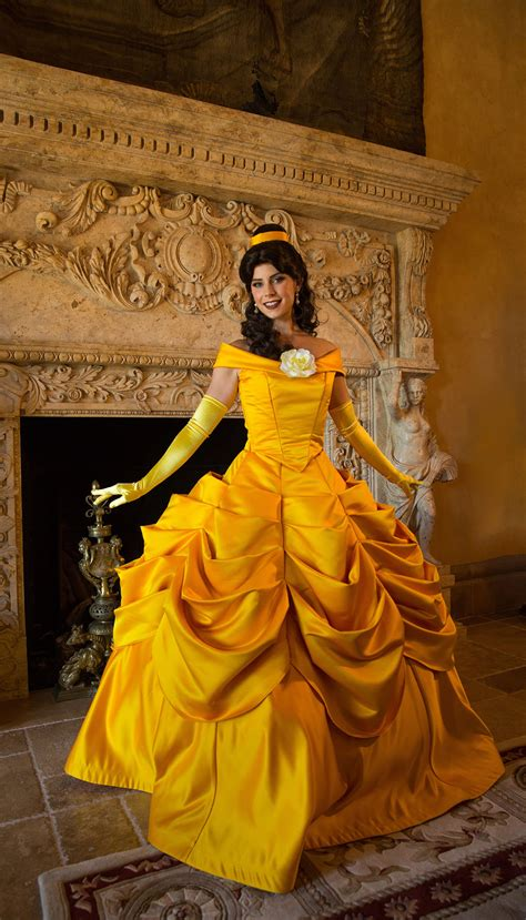 characters party princess productions belle beauty the beast party character party