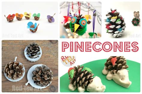 pine cone crafts for nature nature crafts pine cones ted s