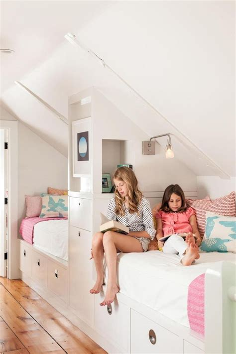 Attic Bunk Room Ideas - 25 best attic bedroom ideas on small