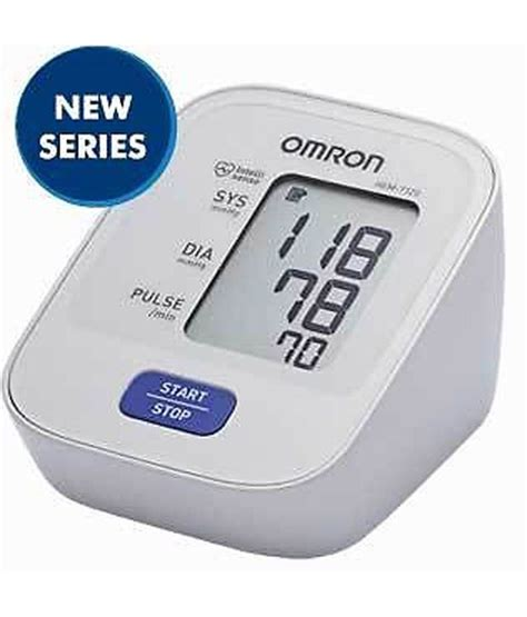 Omron Auto Blood Pressure Monitor by Omron Hem 7120 Blood Pressure Monitor Buy Omron Hem 7120