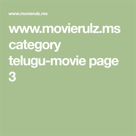 www movierulz ms