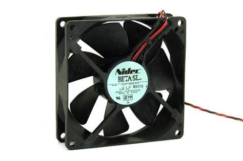 Cooling Fan Nidec Beta V Ta600dc 12volt Dc 1 85 1 nidec beta sl d09t 12ps2 0111 12v dc 90x90x25mm cooling fan topkapı bilgisayar