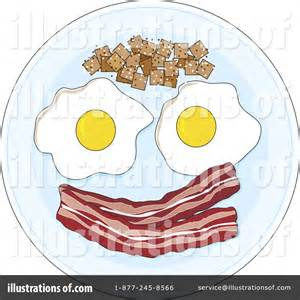 Toast Without Toaster Breakfast Clipart 1107872 Illustration By Maria Bell