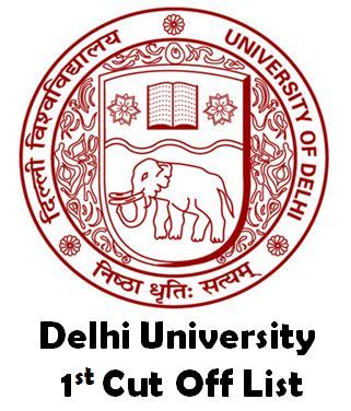Delhi School Of Economics Mba Cut 2016 by Delhi Cutoff List 2015 2016 Getentrance