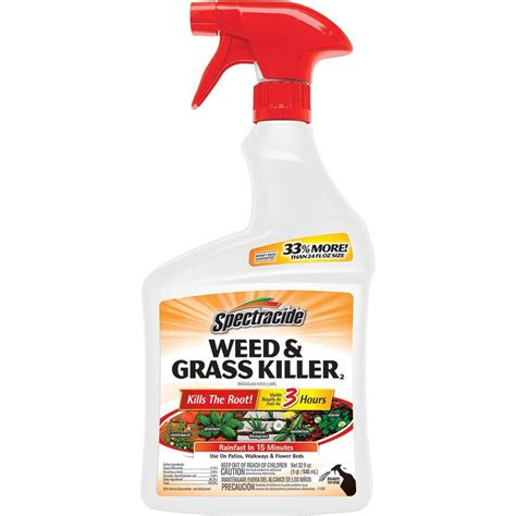 Killer For Grass by Spectracide And Grass Killer 32 Oz Ready To Use