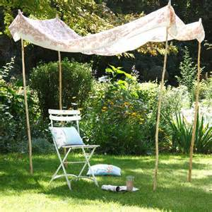 Country Canopy by Relaxed Garden Canopy Housetohome Co Uk