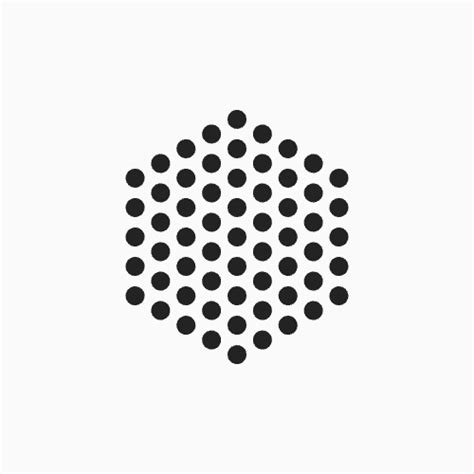 dot pattern in css cube dots