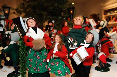 images of christmas carolers byers choice crafting christmas carolers american profile