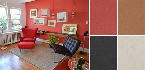 how to paint a room red ideas for living room colors paint palettes and color