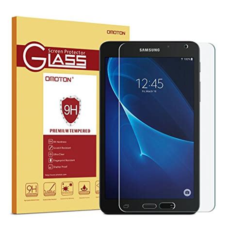 Samsung Galaxy A7 Mocolo Premium Screen Guard Tempered Glass Protector samsung galaxy tab a 7 0 sm t280 only screen protector
