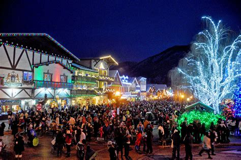 leavenworth wa light festival leavenworth washington local guide with best things to