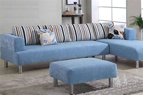 Blue Sectional Sofas by Light Blue Sectional Sofa Home Furniture Design