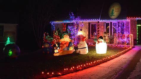 overland park christmas lights 117th street christmas light display overland park kansas