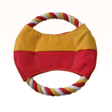 china cotton rope frisbee disc china cotton