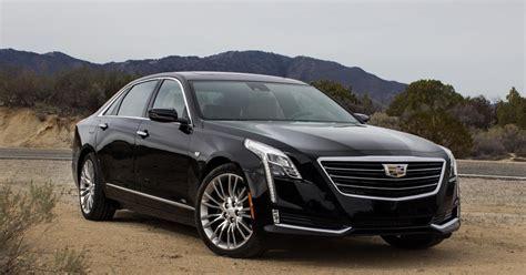 Cadillac News Obituary Review 2016 Cadillac Ct6 Ny Daily News