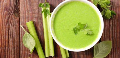 vellutata di sedano zuppe veloci vellutata di sedano detox ricetta leitv