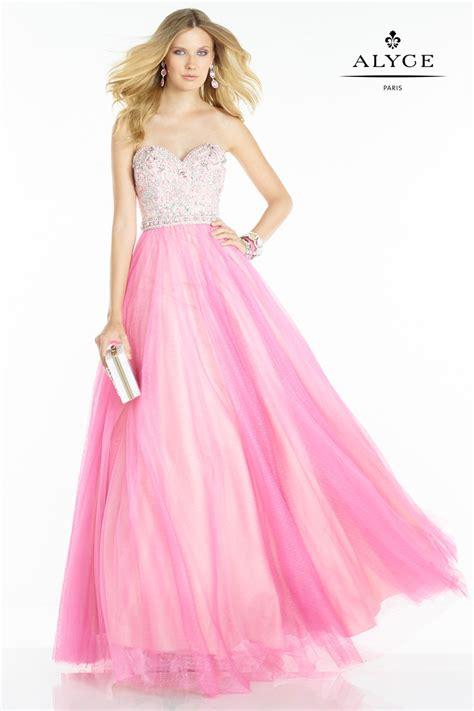 alyce prom 2016 dresses newyorkdress alyce paris 6610 prom dress madamebridal com